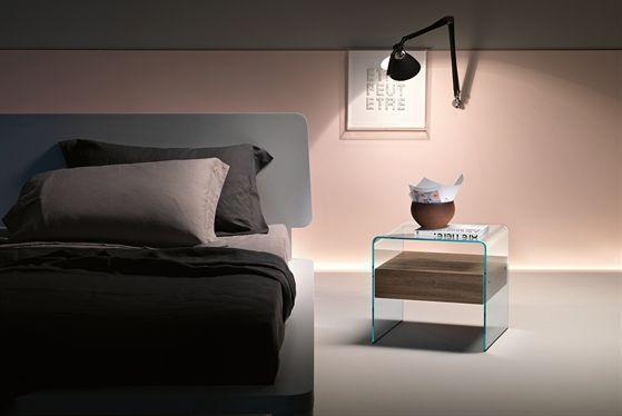 Comodino Rialto Nightdesign di Fiam Italia