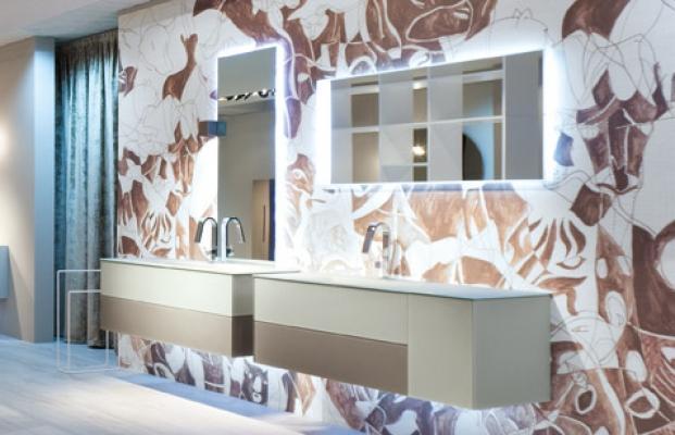 Rivestimenti per il bagno by Edoné Design - Texture animali