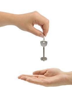 restituzione delle chiavi dell'immobile