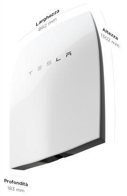 Batteria fotovoltaica Powerwall di Tesla