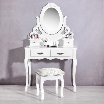 Specchiera, consolle e sgabello su Ebay