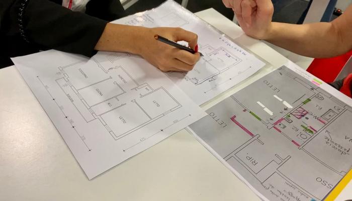 I progetti dei professionisti a Disegna la tua casa a Cersaie
