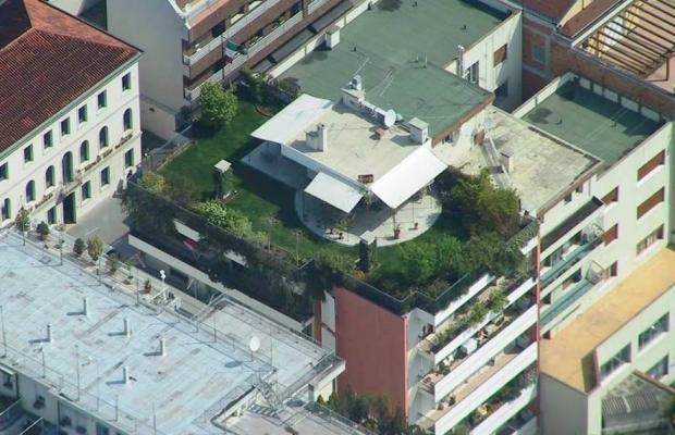 Giardino pensile sul terrazzo for Realizzazione giardini pensili