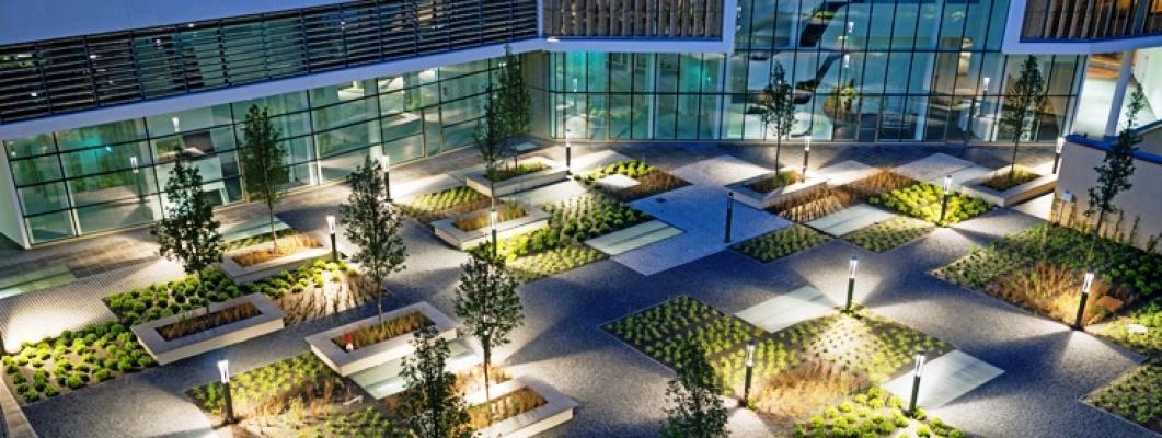 Giardino pensile sul terrazzo for Giardini pensili