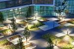 Giardini pensili realizzati per centro commerciale, by Zinco