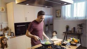 Cappe da cucina tecnologiche