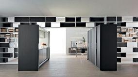 Progettazione di un mini appartamento: un open space sofisticato