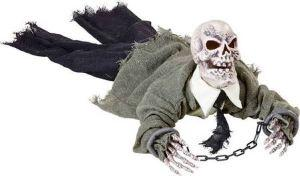 Scheletro decorativo per Halloween su Vegaooparty.it