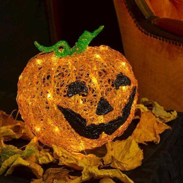 Decorazione luminosa con luci a led tema Halloween di Luminal Park