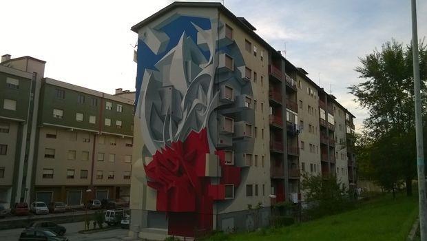 Riqualificazione urbana con la Street-Art
