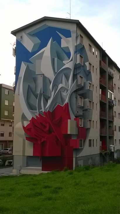 Street Art Peeta Campobasso