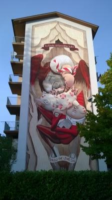 Street Art Zed Campobasso
