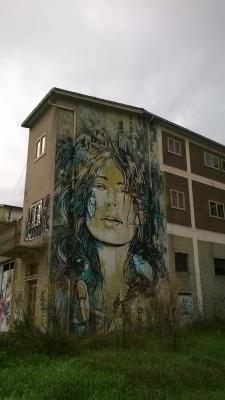 Street Art Alice Ferrazzano (CB)