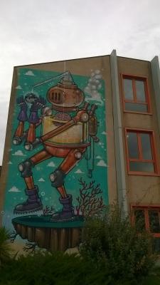 Street Art Mr. Thoms