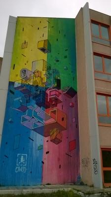 Street Art Etnik Campobasso