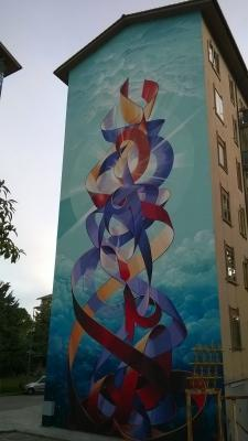 Street Art Blu Campobasso