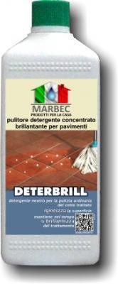 Detergente per cotto Deterbrill di Marbec