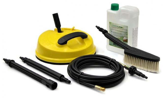Kit fai da te per lavori outdoor di manutenzione accessori per idropulitrice su Amazon