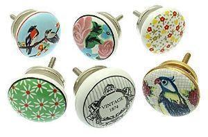 Pomelli in ceramica fantasia su Amazon