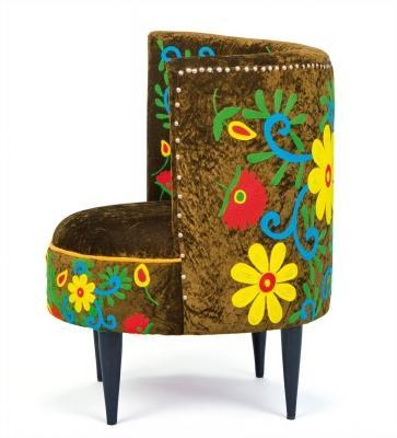 Poltroncina fantasia stile Boho Chic su Amazon
