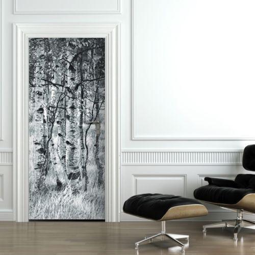 Carta da parati come decorazione per porte interne, su Ebay