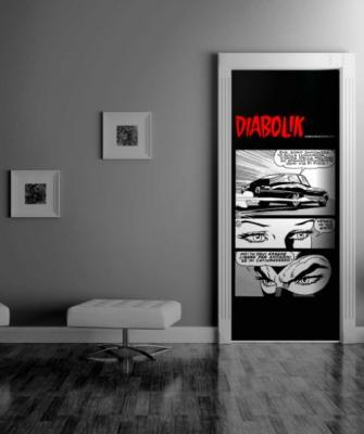 Cover porte soggetto Diabolik di MyCollection