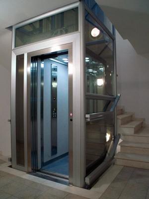 Modello di ascensore di Elevatori premontati