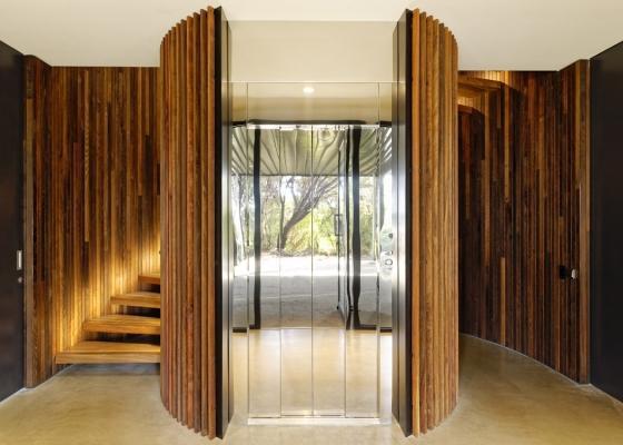 Elegante piattaforma elevatrice di Domus lift