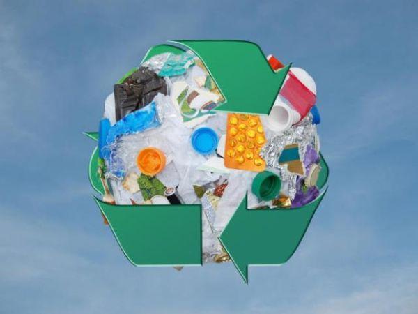 Riciclo green dei rifiuti