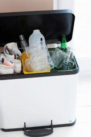Differenziare i rifiuti