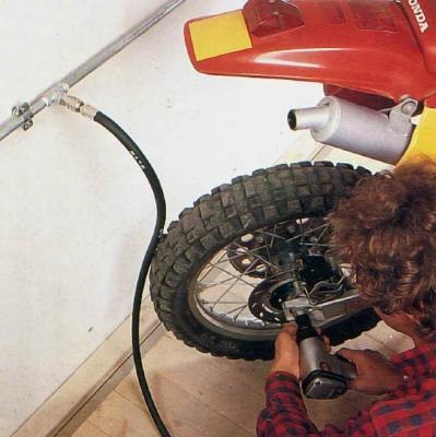 Tanti utilizzi per il compressore