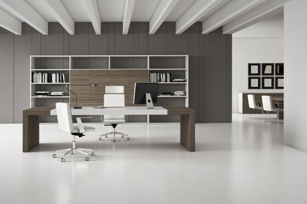 Arredi presidenziali minimal style, by Office Planet Block