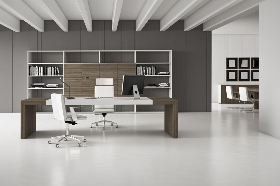 Foto arredo ufficio presidenziale progetto for Mobili design ufficio