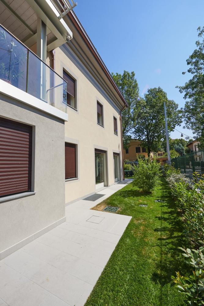 Foto casa ecologica a impatto zero for Planimetrie della casa di gambrel