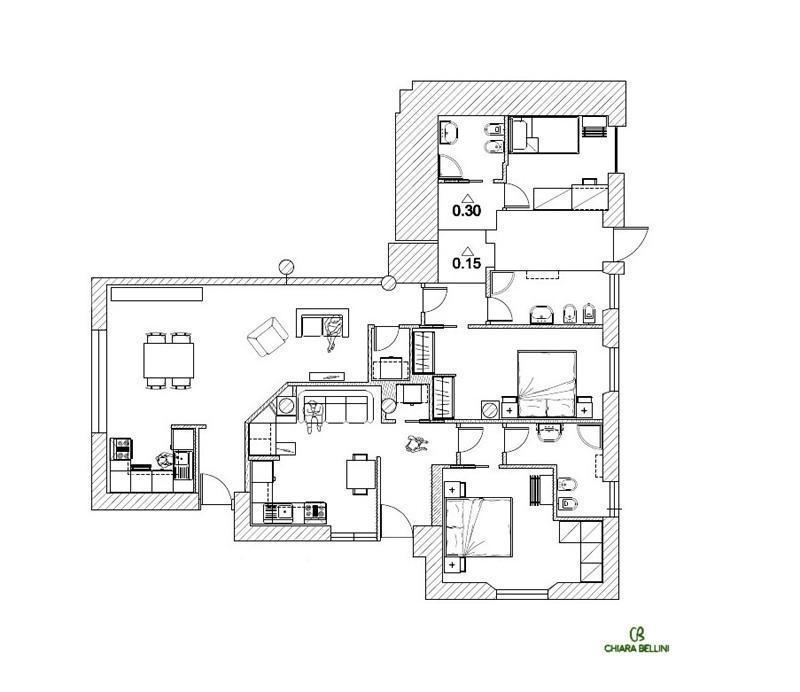 Foto cambio destinazione d 39 uso da garage ad appartamento - Cambio destinazione d uso da ufficio ad abitazione ...