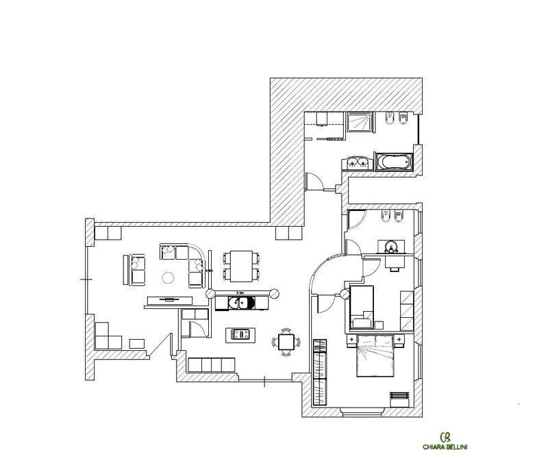 Foto cambio destinazione d 39 uso da garage ad appartamento - Destinazione d uso immobile ...