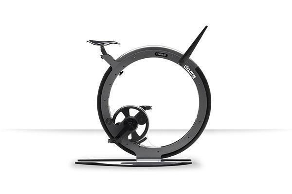 Cyclette e attrezzi fitness domestici Ciclotte nera
