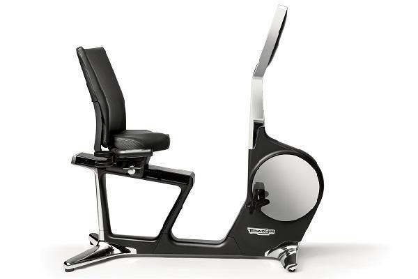 Cyclette e attrezzi fitness domestici Recline Personal di Technogym