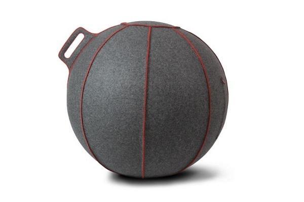 Attrezzi allenamento domestico : gym Ball Vluv di Hock