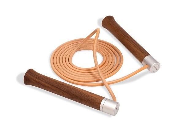 Fitness domestico: corda per saltare Rotator di Hock