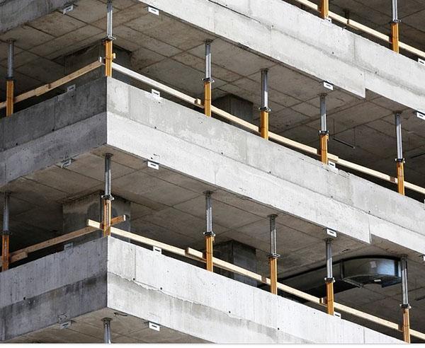 Costruzioni antisismiche: edificio in cemento armato