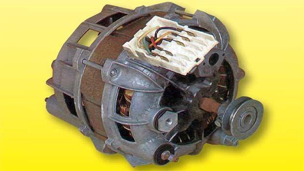 Schema Elettrico Per Lavatrice : Riutilizzare il motore della lavatrice