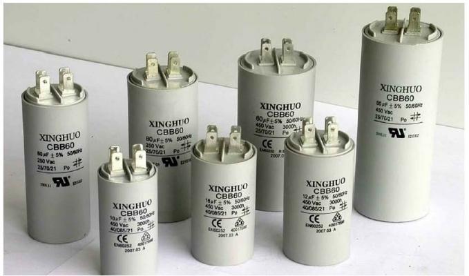 Il condensatore elettrolitico
