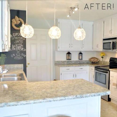 Rinnovare la cucina con Giani Granite