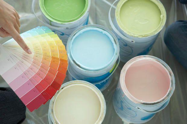 Tipologie di tinteggiatura