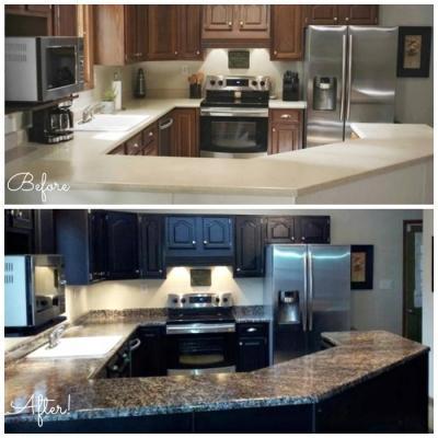 rinnovare gli ambienti con le tinteggiature - Rinnovare Ante Cucina