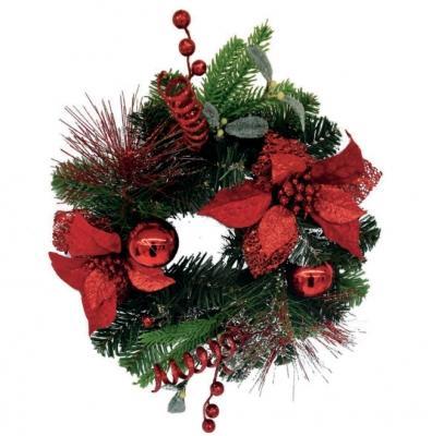 Cool Decorazione Giardino Natale Ghirlanda By Leroy Merlin With Albero Di Natale  Leroy Merlin.