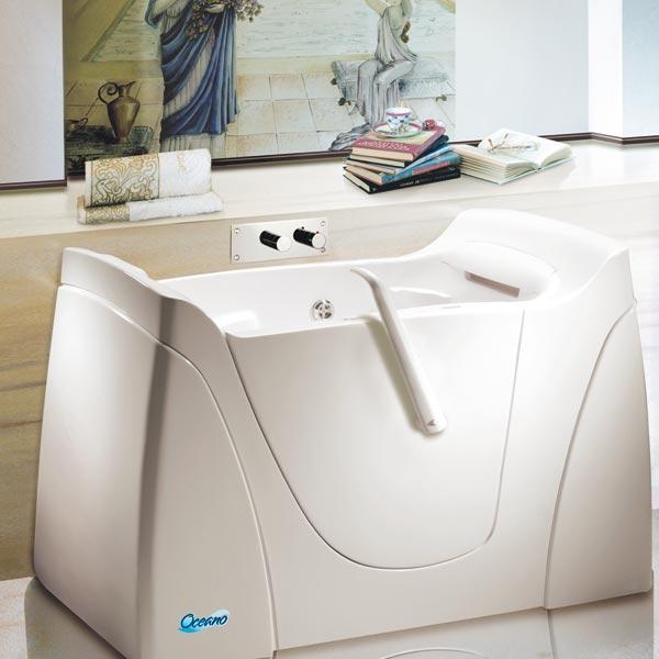 Vasche per disabili ed anziani - Vasca bagno disabili ...
