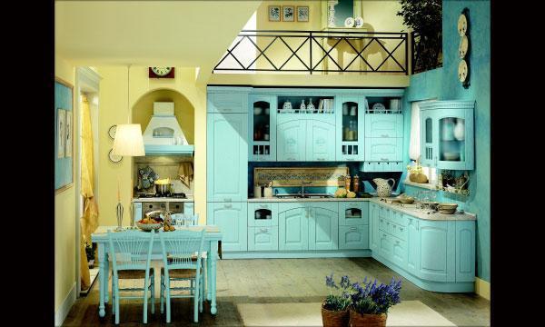 Progettare cucina: modello di cucina Barbara di Alex & Stefi s.a.s.