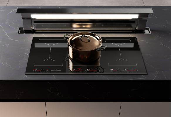 Dettaglio cucina moderna - Arredo3